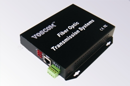 Audio to Fiber Converter